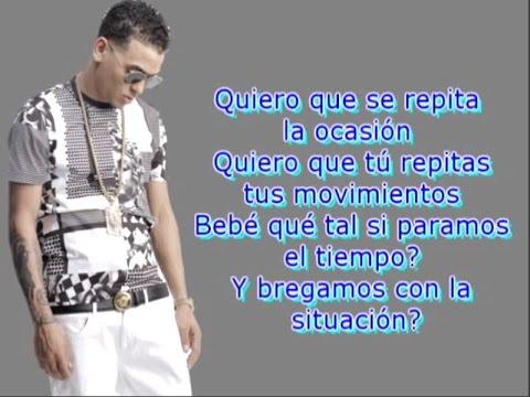 La Ocasión Letra (Audio Original)  Ozuna Ft  De La Ghetto, Arcangel & Anuel Aa