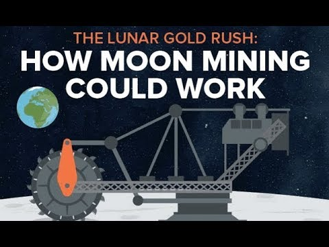 (Podcast Movie) Helium-3 Moon Mining and Nuclear Fusion