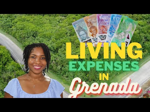 Living Expenses in Grenada | How Much Does It Cost To Live in Grenada? Nezzle Talk Ep. 16