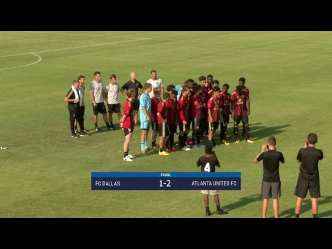 Development Academy U-15/16 Championship: FC Dallas vs. Atlanta United FC