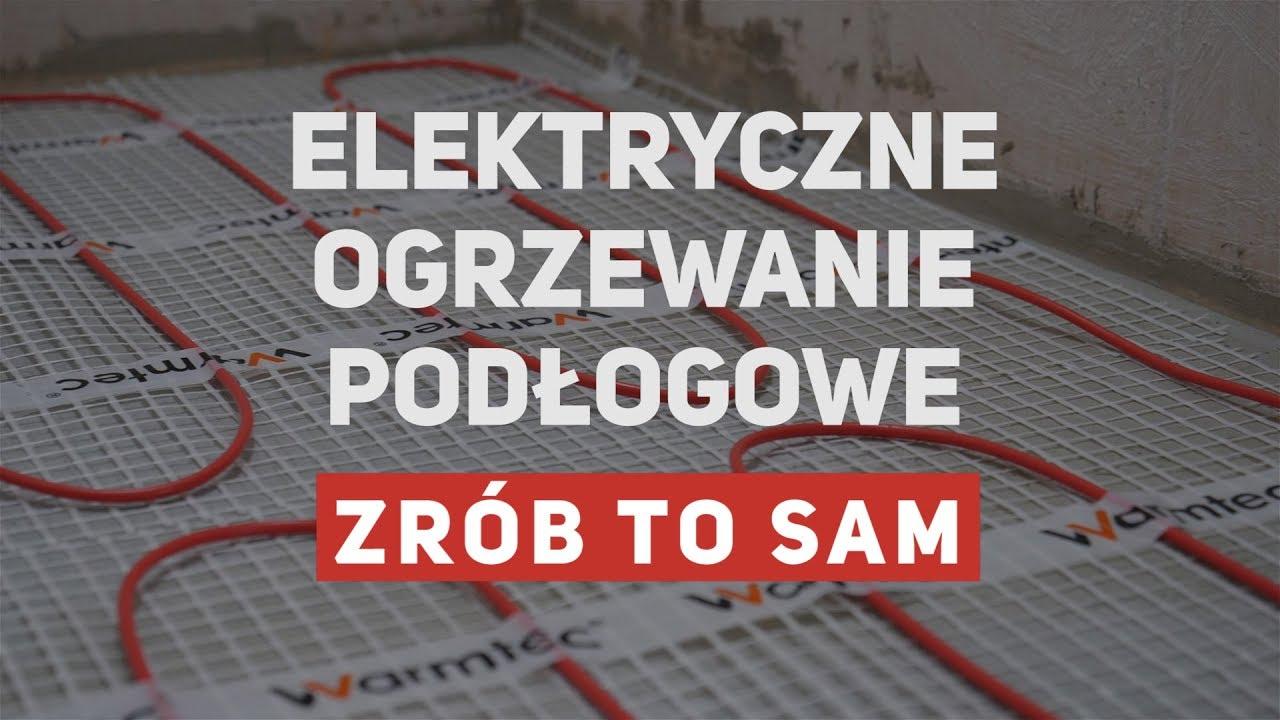 Elektryczne Ogrzewanie Podlogowe