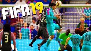 BIG THROW!! - FIFA 19