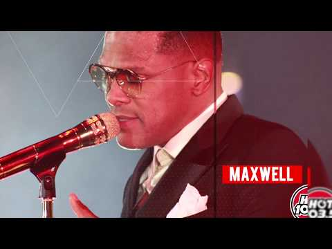 Maxwell at The Golden 1 Center • June 22