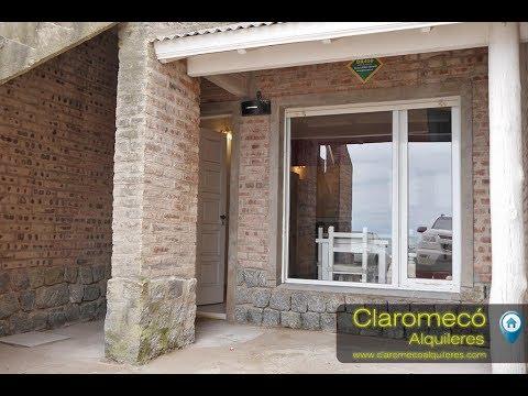 Playas Serenas Casas de Mar - Las Tias - Claromeco Alquileres
