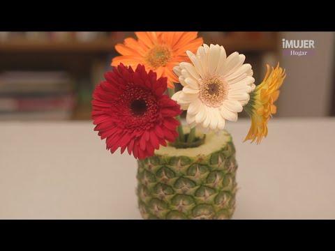 Pi as y flores para decorar tu boda manualidades para - Manualidades para una boda ...