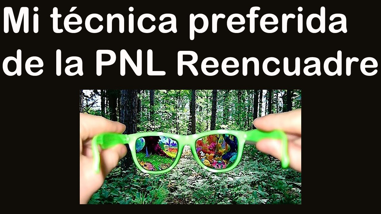 Reencuadre Mi Técnica Preferida de Programación Neurolinguistica PNL ...