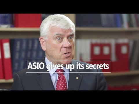ASIO gives up its secrets
