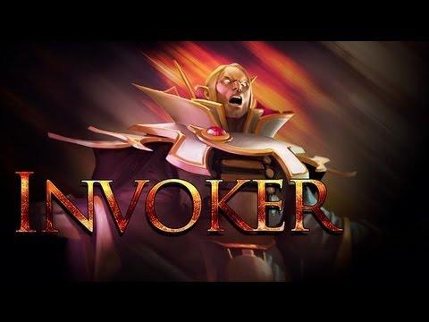 видео: dota2 - invoker для начинающих. Часть 1