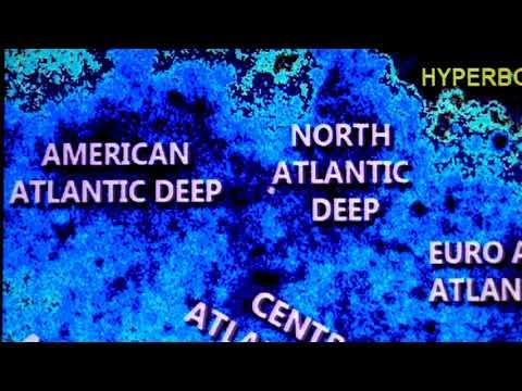 Oceanografic Map by Plasma Moon