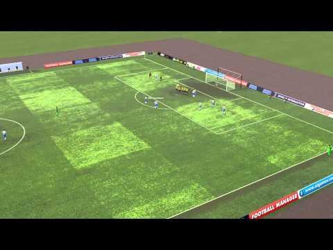 Nacional - Peñarol - Gol de Pata Cortelezzi 18 minutos