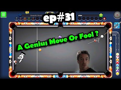 8-ball-pool-what-will-anyone-do-if-we-give-them-a-100%-chance-to-win-?--deepak's-road-ep-31-