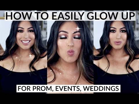 HOW TO: EASILY GLOW UP FOR PROM, EVENTS: MY TIPS & PRODUCTS I USE