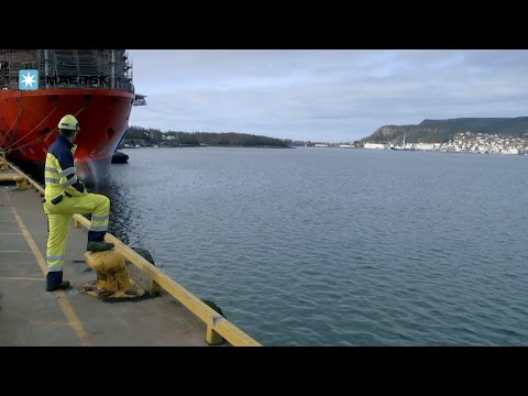 World's Biggest Shipbuilders – Discovery Channel, teaser 7/8