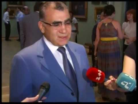 Презентация выставки Иконы Армянской Богоматери