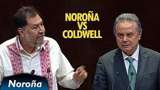 Noroña vs Coldwell: Es Tiempo del Juicio a los Traidores a la Patria.