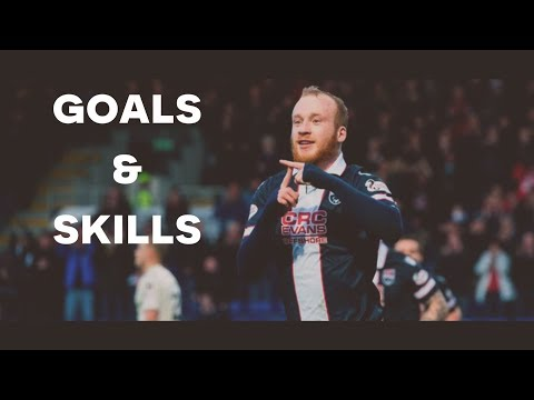 Liam Boyce - Ross County | Goals & Skills 2017