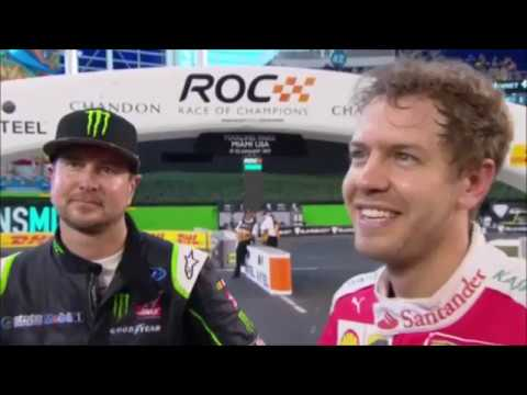 ROC Miami Nations Cup | Sebastian Vettel Interview after his Win for Team Germany