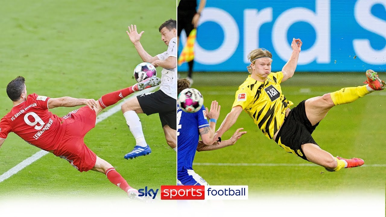 Every clubs BEST Bundesliga goal 2020/21! 😲   Haaland, Lewandowski, Poulsen & more!