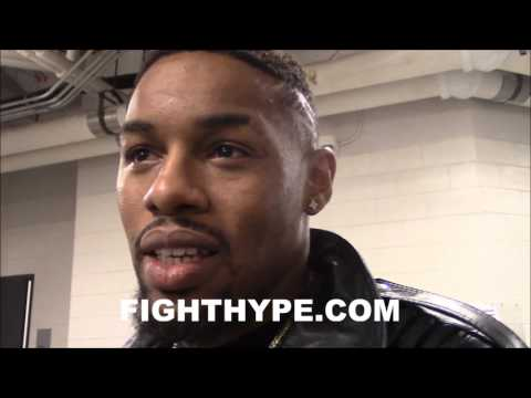 "WILLIE MONROE JR. GIVES ADVICE TO DANNY JACOBS FOR GENNADY GOLOVKIN CLASH: ""STAY CLOSE"""