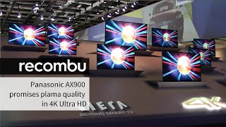 Panasonic AX900 4K Ultra HD LED