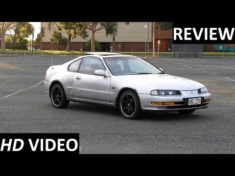1993 Honda Prelude S Review