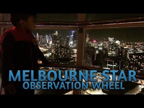 MELBOURNE STAR | Melbourne City At Night