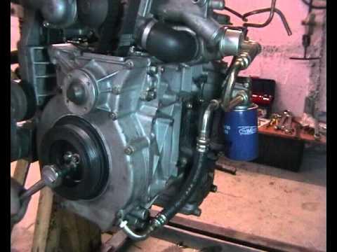 Видео разборка двигателя штаер