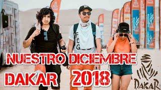 DEBARRIO VUELVE - Rally dakar - Navidad - Debarrio