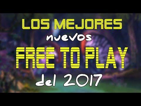 Los mejores nuevos juegos free-to-play del 2017