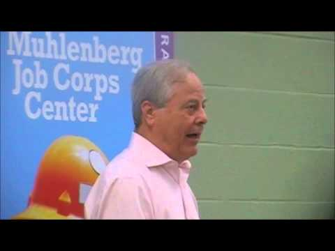 Congressman Ed Whitfield Visits Job Corp in Greenville area