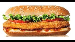 Snaqpaq Burger King's Teriyaki Chicken Sandwich Review