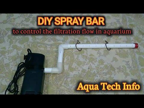 #142. DIY Spray Bar To Control Water Flow