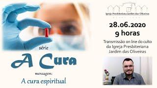 Culto on line - IPJO Americana - 28.06.2020 - 9h