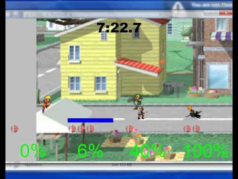 Game Smash Flash