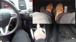Как трогаться на автомобиле (How To Drive A Manual Car)(В этом видео вы узнаете, как можно легко научиться трогаться на автомобиле с механической коробкой передач..., 2017-02-03T11:52:31.000Z)