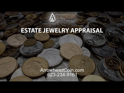 Estate Jewelry Appraisal | Arrowhead Coin and Jewelry