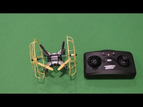 Air Hogs Hyper Stunt Drone Review, A Micro Drone You Can Crash