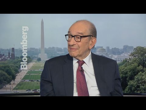Greenspan Says U.S. Tax Cuts Trouble Is They're 'Unfunded'