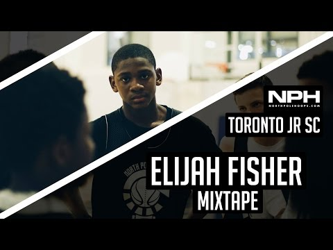 Elijah Fisher (2023) - Canadian Basketball STAR in the making!