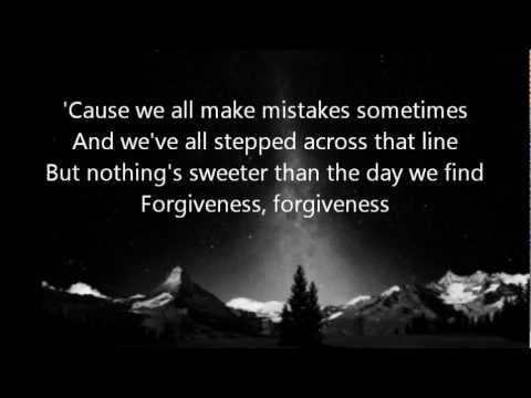 TobyMac ft Lecrae - Forgiveness (Lyrics)