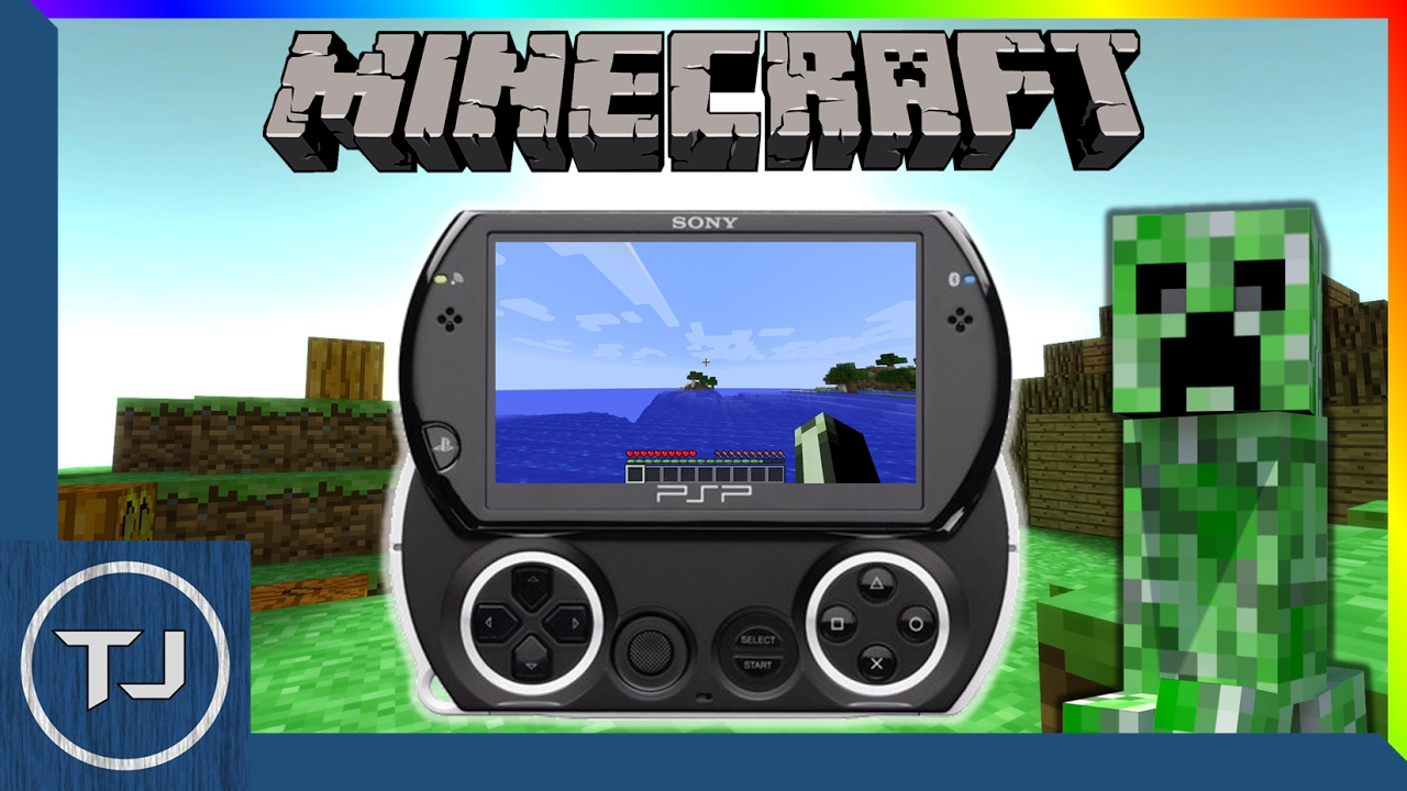minecraft for psp download