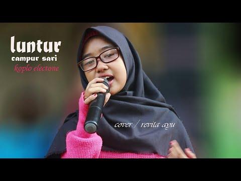 Campur Sari Tembang Lawas LUNTUR Cover / Revita { Versi Latihan } Contessa Music Electone