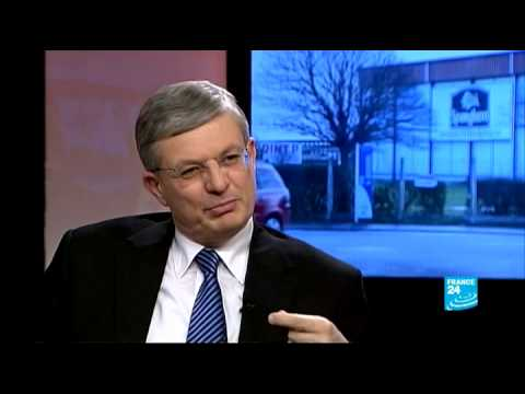 FRANCE 24 The Interview - Tonio Borg, EU Commissioner for Health and Consumer Policy