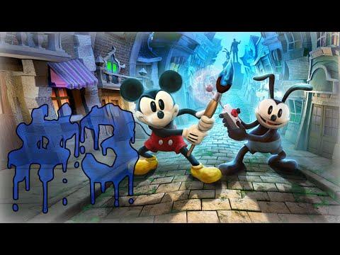 Мультик игра для детей приключения Микки Маус, Минни Маус и Тачки Машинки Дисней Mickey & Minnie