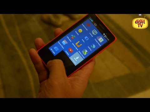 Hands-On With the Nokia X