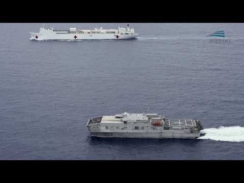 Austal USA - Expeditionary Fast Transport (EPF) Updated Video