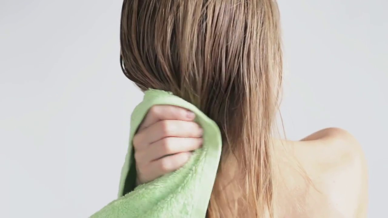 Image result for hair damage due to towel dry