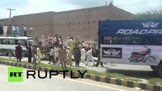 Pakistan: One killed in violent clashes after suspected child porn gang exposed