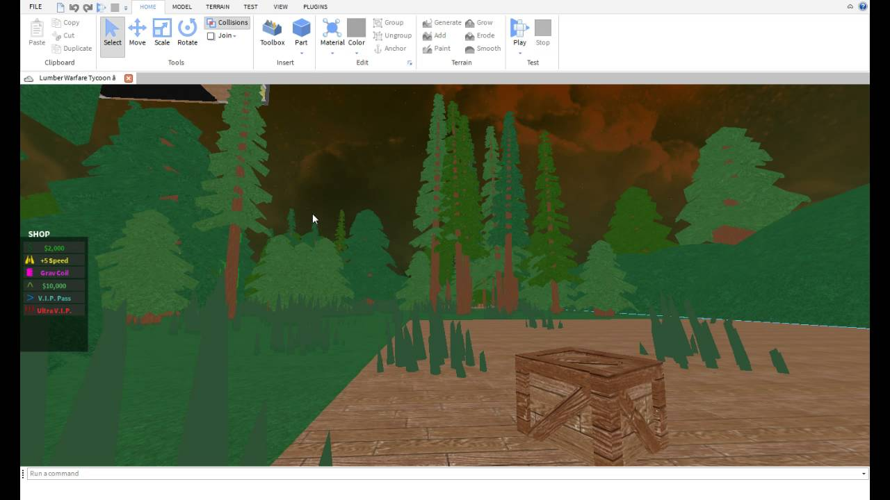 how do you create a game on roblox xbox one