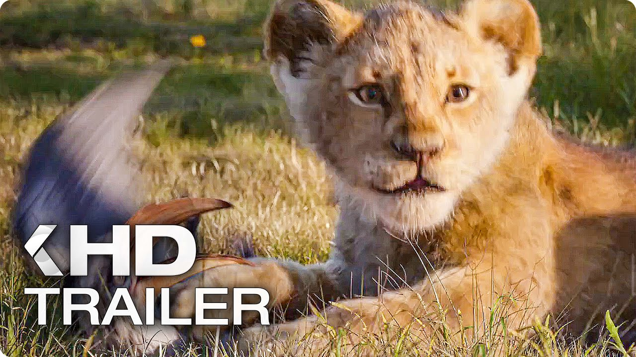 The Lion King 6 Minutes Trailers Spots 2019